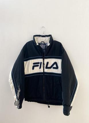 Курточка fila vintage jacket
