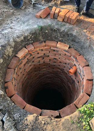 Сливные переливные ямы под ключ