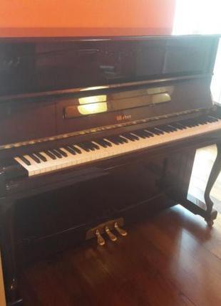 Фортепиано Albert Weber W118 C WCP пианино