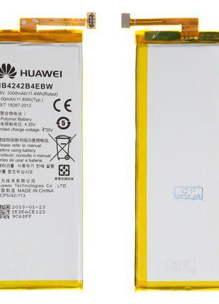 Аккумулятор Huawei HB4242B4EBW Honor 6 / Honor 4X 3100 mAh