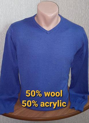 Шикарный пуловер gibson london, 💯 оригинал, молниеносная отпра...