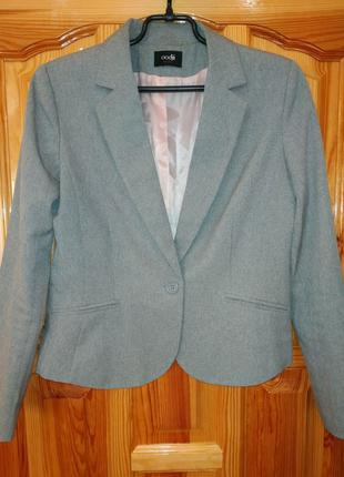 Пиджак приталенный 46-48 M-L