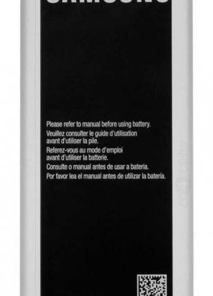 Аккумулятор Samsung EB-N915BBC N915 Galaxy Note 4 Edge 3000 mAh