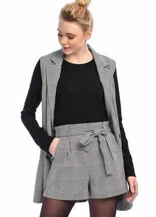Трендовые женские стильные шортики шорты bershka