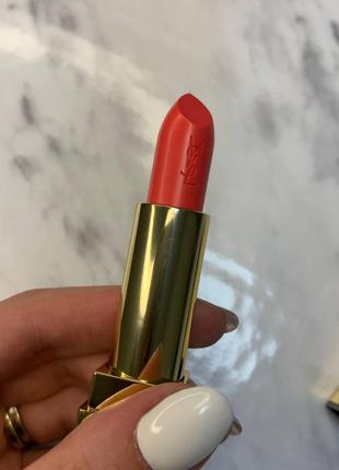 Помада ysl rouge pur couture тон 52