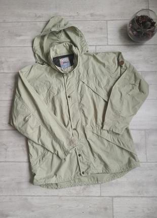 Винтажная куртка fjallraven
