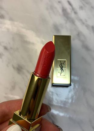 Помада ysl rouge pur couture тон 17