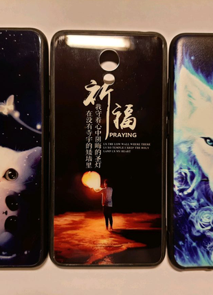 Чехлы на телефон Meizu M6