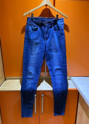 Джинсы  Levi's high rise skinny W30