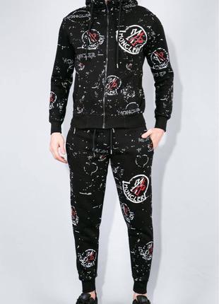 Moncler Фирменный модный спортивный костюм