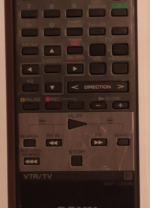 Пульт Sony RMT-V353B видеомагнитофон / TV (Оригинал)