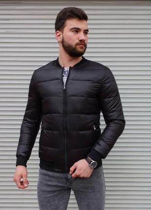 Мужской бомбер куртка мужская одежда осень весна лето куртка