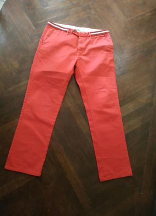 Классные,качественные джинсовые брюки