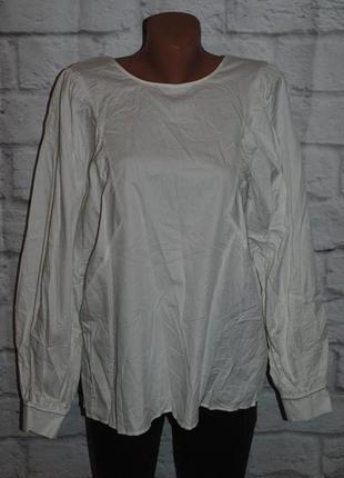 """Блуза с объемными рукавами """"autograph"""""""