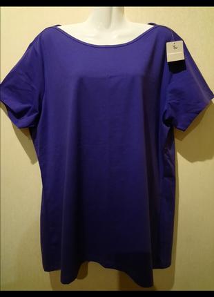 🌺🤗🌿*&... туника/футболка натуральная ткань нежнейшая на ощупь ...