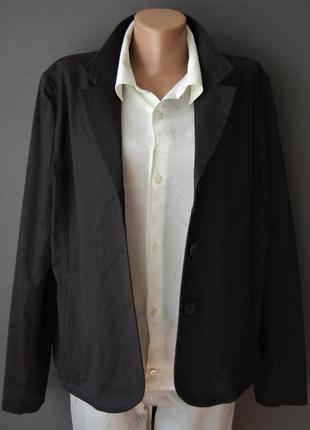 Идеальный хлопковый пиджак, без подкладки, оверсайз, cos