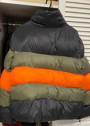 Куртка Zara/пуффер/ветровка/пуховик