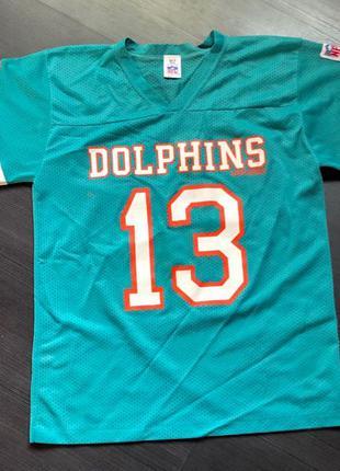 Джерси Футболка NFL Miami Dolphins