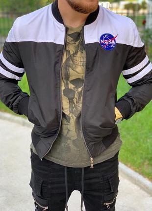 Мужская куртка весна осень мужская одежда