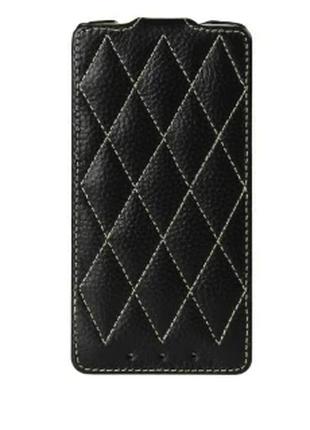 Кожаный чехол Vetti Craft HTC One mini M4 Diamonds S