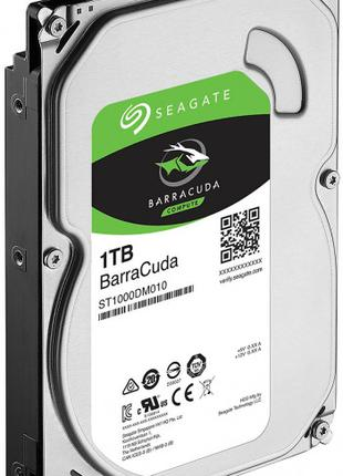 Жесткий диск HDD Seagate Barracuda ST1000DM010 1TB
