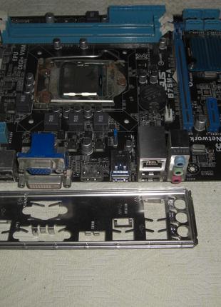 Core i5-3470  Asus B75M-A все твердотельные USB3.0 SATA3 Hdmi
