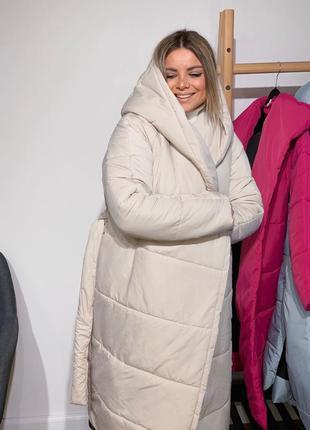 Женская куртка одеяло