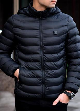 Куртка с подогревом от павербанка