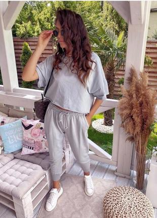 Женский костюм летний