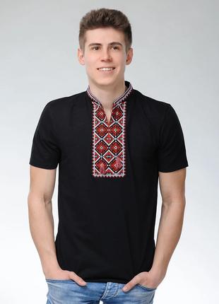 Вышиванка футболка мужская
