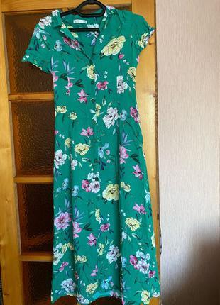Стильное платье bershka