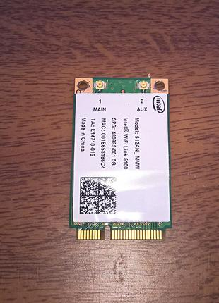 Модуль Wi-Fi Mini PCI-e 802.11 b\g\n