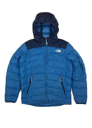 The north face 600 пуховик куртка