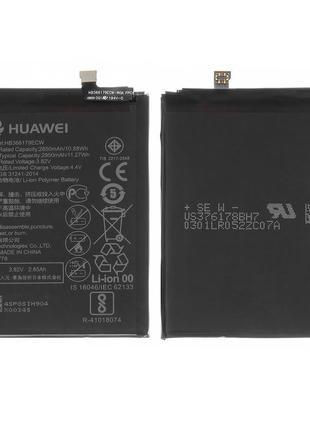 Аккумулятор Huawei HB366179ECW Nova 2 2017 2950 mAh