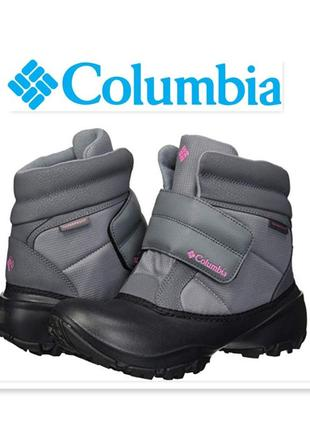 Columbia сапоги ботинки снегоходы оригинал из сша