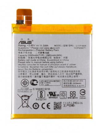 Аккумулятор Asus C11P1606 ZenFone 3 Laser ZC551KL 3000 mAh