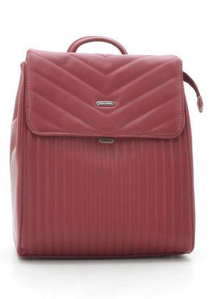 David jones рюкзак 6158 красный