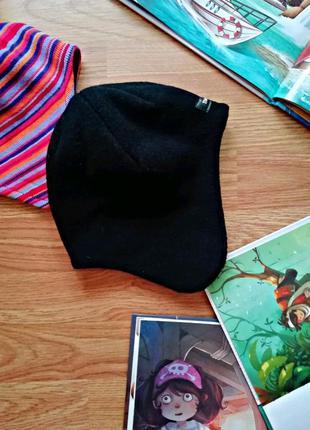 Детская мягкая двойная шапка демисезон для мальчика - возраст ...