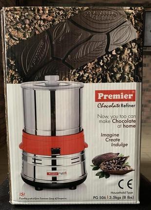 Профессиональный меланжер для шоколада и ореховой пасты.