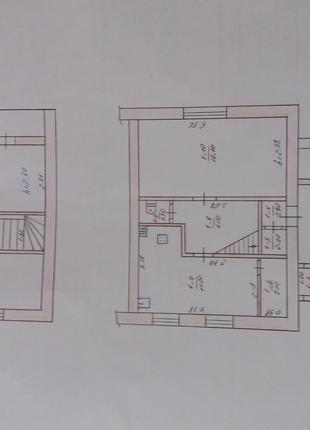 2-х уровневую квартиру в Очаковском районе