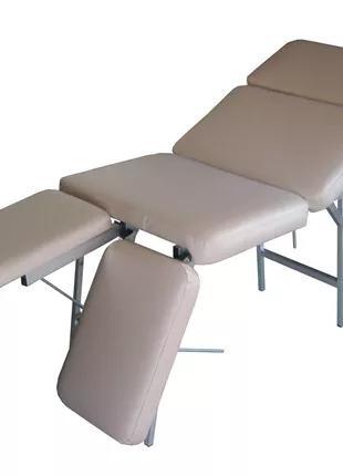 Кушетка-кресло универсальное складное для косметологии