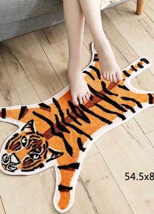 Коврик универсальный Тигр