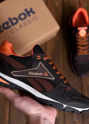 Мужские летние кроссовки reebok(40-45р)