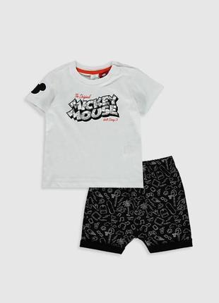 Летний набор вайкики футболка шорты waikiki