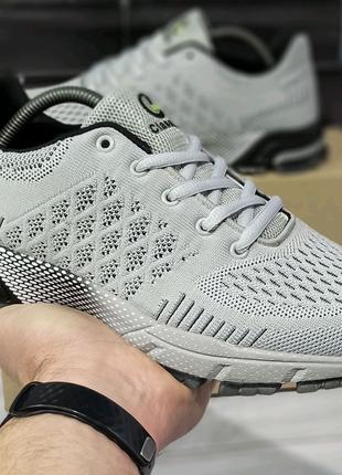 Кроссовки мужские текстильные аналог Adidas Marathon распродажа