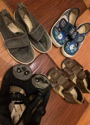 Обувь 24 размер