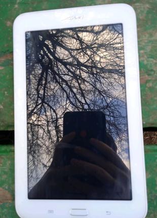 Планшет Samsung Galaxy tab 3 life