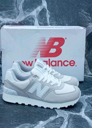 Женские кроссовки New Balance 574 весенние