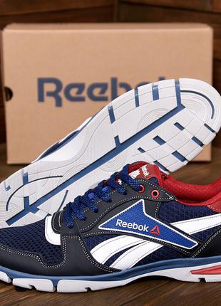 Мужские летние кроссовки Reebok Street Style (40-45р)