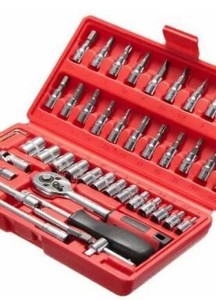 Автомобильный набор инструментов / Набор инструментов 46 PIECE...